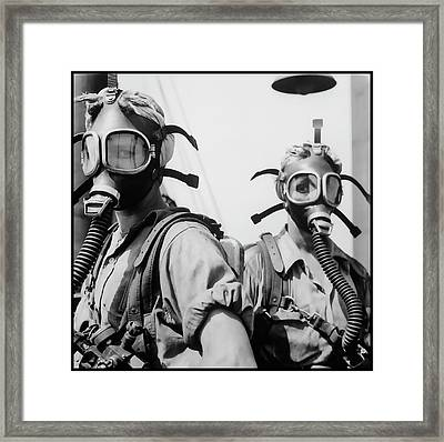 Women Of U. S. Steel  C. 1943 Framed Print