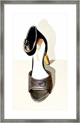 Womens High Heel Stiletto Shoes 20160227 Vertical Framed Print