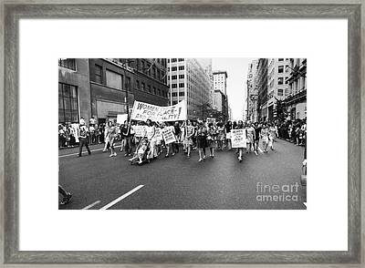 Womens Rights, 1970 Framed Print