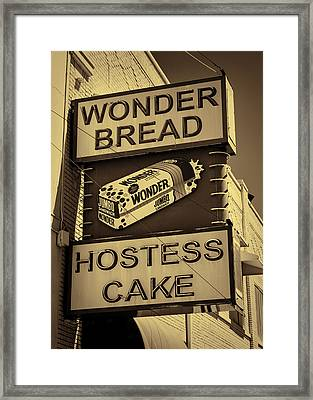Wonder Memories - #3 Framed Print by Stephen Stookey