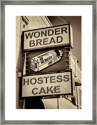 Wonder Memories - #4 Framed Print by Stephen Stookey