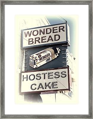 Wonder Memories - #5 Framed Print