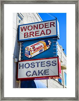 Wonder Memories Framed Print by Stephen Stookey
