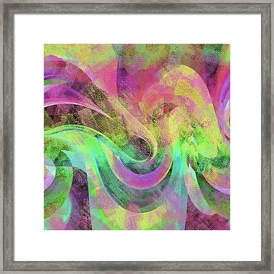Wonderful  Dreams Framed Print