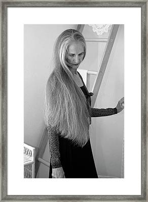 Framed Print featuring the photograph Wonderful Tonight II by Nancy Taylor