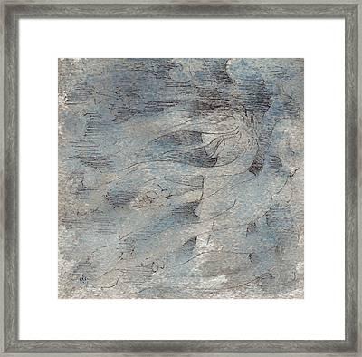 Wondering Framed Print by Rachel Christine Nowicki