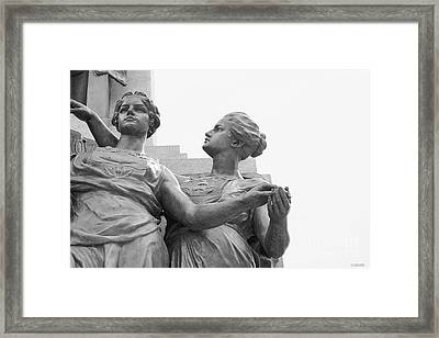 Wonderment Framed Print