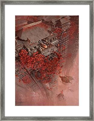 Wonders Liyomizu Framed Print