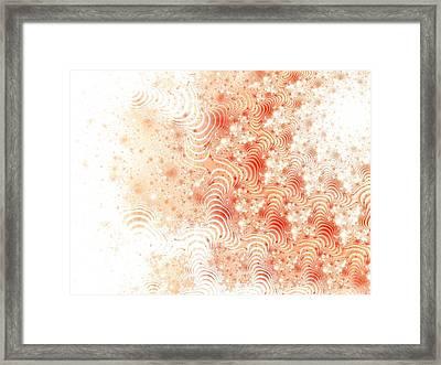 Wonka's Stripes Framed Print