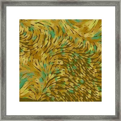 Woodland Framed Print