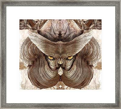 Woody 88 Framed Print by Rick Mosher
