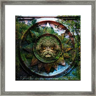 Woody 92 In The Wild Framed Print by Rick Mosher