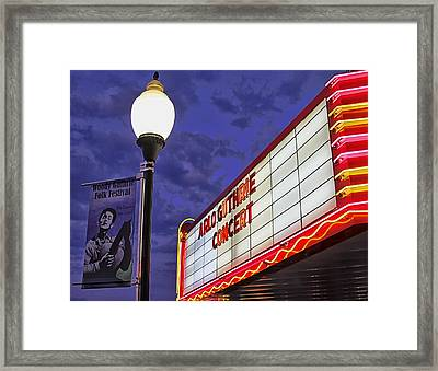 Woody's Legacy  Framed Print