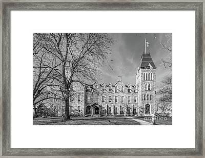Worcester Polytechnic Institute Boyton Hall Framed Print