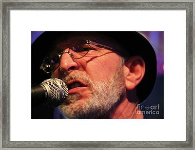 Framed Print featuring the photograph Wordsmith II by Jesse Ciazza