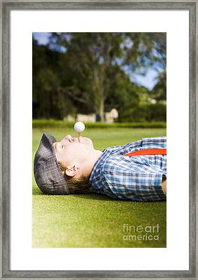 Work Life Balance Framed Print by Jorgo Photography - Wall Art Gallery
