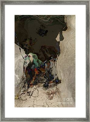 Work Series I Framed Print by Brenton Cooper