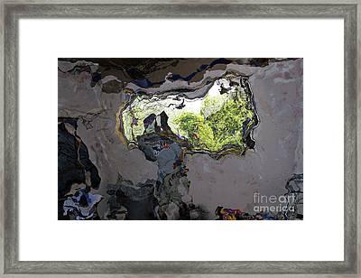 Work Series II Framed Print