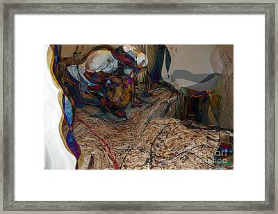 Work Series IIi Framed Print by Brenton Cooper