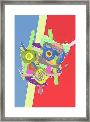 Workhorse Framed Print by Six Jewels