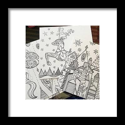 Holiday Framed Prints