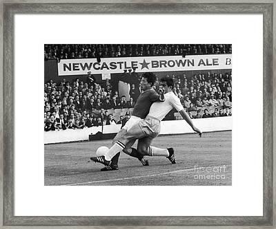World Cup, 1966 Framed Print by Granger