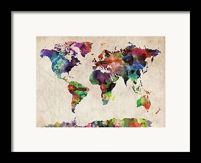 Country Framed Prints