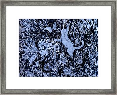World Of Joy Framed Print
