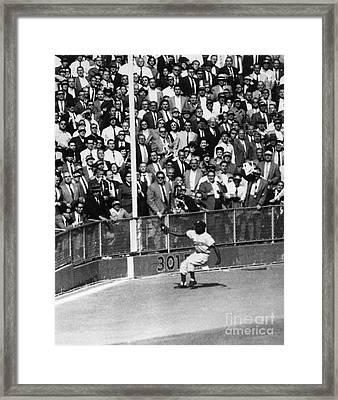 World Series, 1955 Framed Print by Granger