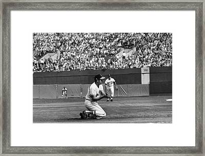 World Series, 1970 Framed Print by Granger