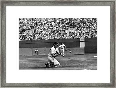 World Series, 1970 Framed Print by Granger