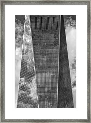 World Trade Center 2015 Framed Print by Robert Ullmann