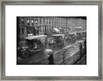 World War I, Dead Soldiers From Russia Framed Print by Everett