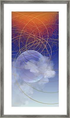 World Wide Web Framed Print