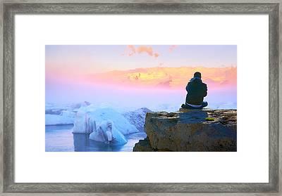 Worldart Framed Print by ArtsWorld