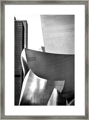 Worlds Apart Framed Print by Az Jackson