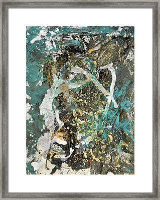 Hidden Treasues Framed Print
