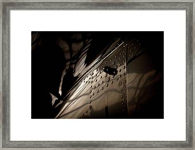 Wow, Look At The Reflections Framed Print by Paul Job