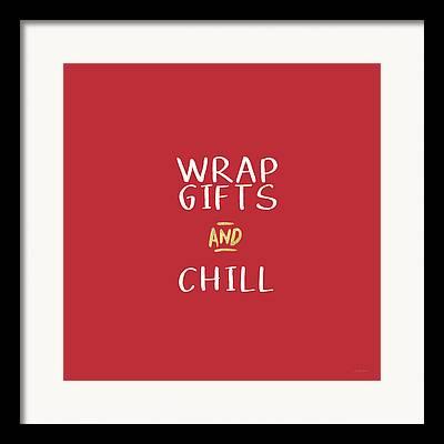 Wrap Digital Art Framed Prints