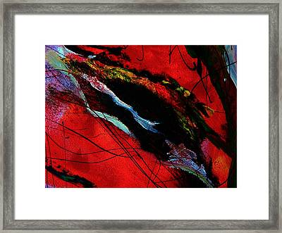 Wrap It Up Winter Framed Print