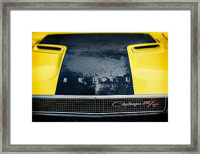 Wrinkles Add Character Framed Print by Caitlyn Grasso