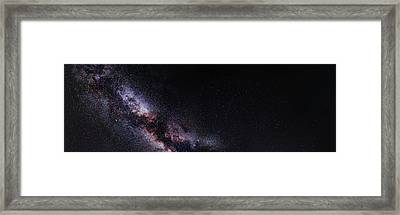 Wrong Side Of Heaven 1 Framed Print by Matt Smith