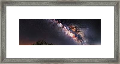 Wrong Side Of Heaven 2 Framed Print by Matt Smith