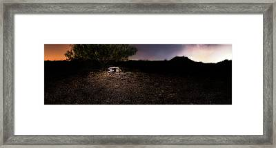 Wrong Side Of Heaven 3 Framed Print by Matt Smith