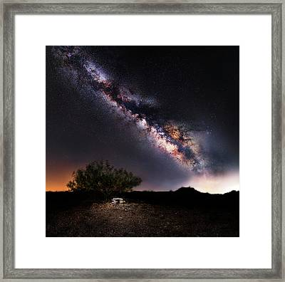 Wrong Side Of Heaven Framed Print by Matt Smith