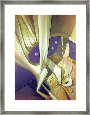 Ws1988dc026 Sublimacion Spiritual Framed Print
