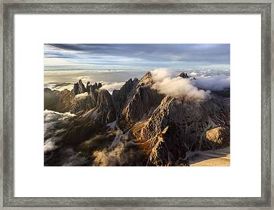 Wuthering Heights Framed Print by Roberto Sysa Moiola