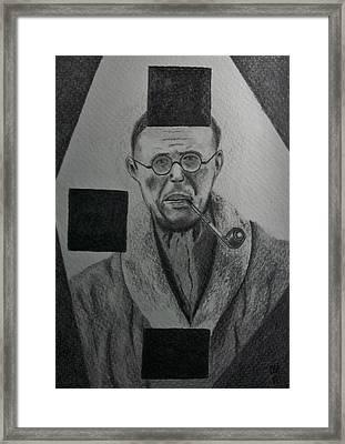 Wwjpsd? Framed Print