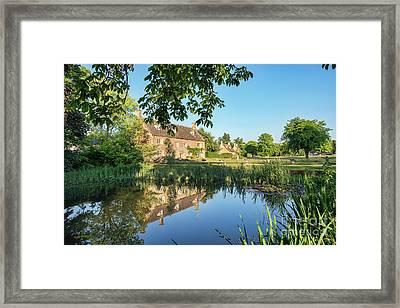 Wyck Rissington Framed Print by Tim Gainey