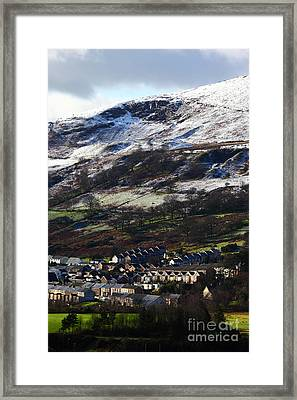 Wyndham Ogmore Valley South Wales Framed Print